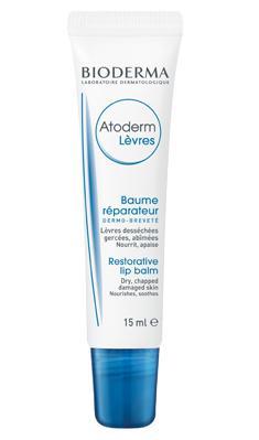 Atoderm lip balm - Repairing, nourishing, soothing - Bioderma