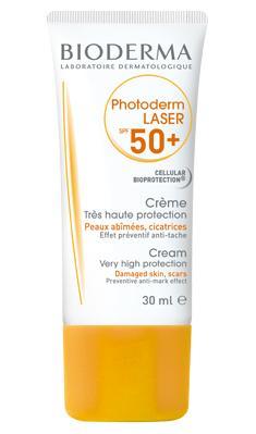 Hyperpigmented skin sun cream - Photoprotection factor 50+